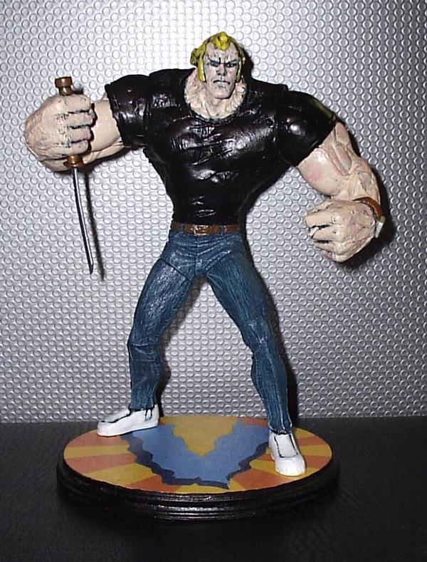 Brock Samson (SOLD!)