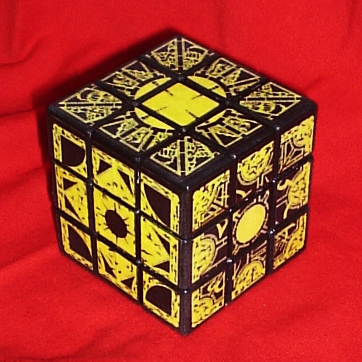 Puzzle Cube 018A