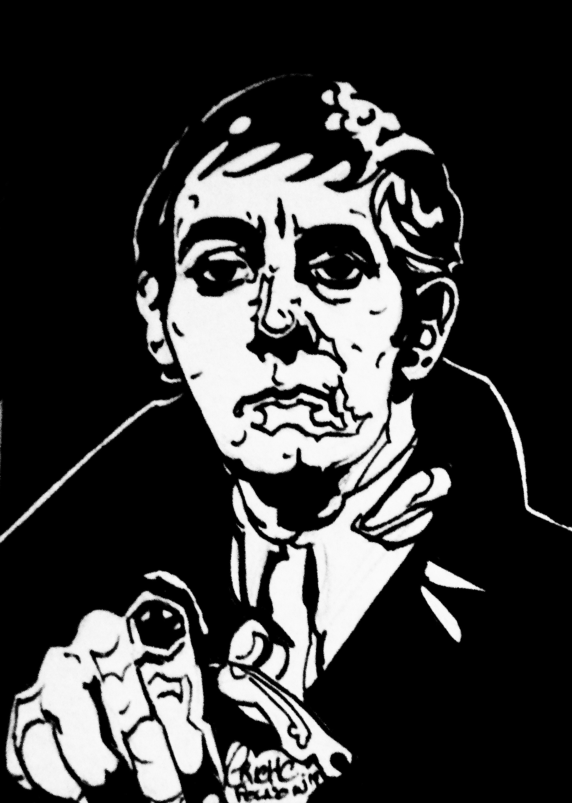 Barnabas Collins SOLD!
