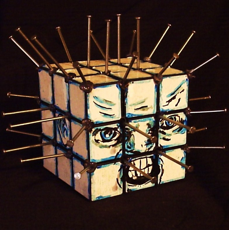 Pinhead Rubix Cube